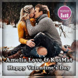 Amelia Love & KosMat - Happy Valentine's Day