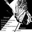 Dj Andrey Bozhenkov - Butterfly #2. House VS Trance. January 2020.