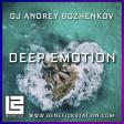 Dj Andrey Bozhenkov - BenefickStation. Deep Emotion (Episode 029) (12.11.2020)
