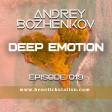 Dj Andrey Bozhenkov - BenefickStation. Deep Emotion (Episode 019) (20.08.2020)