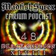 MadfishSyrex - Efirium podcast vol.48 Black edition